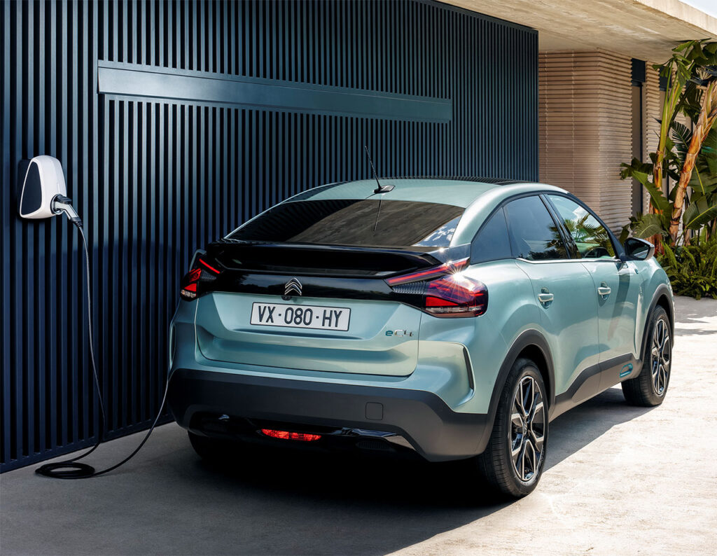 Citroën ë-C4 100 % Ëlectric