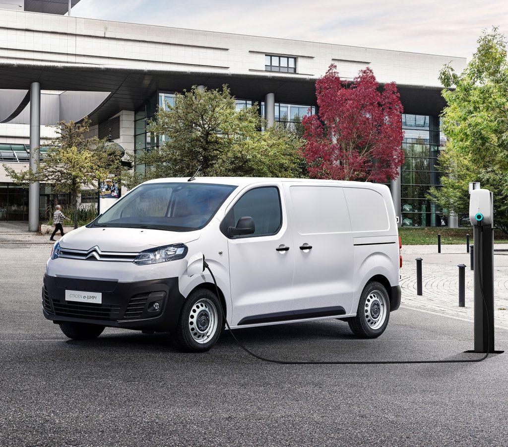 Citroën ë-Jumpy 100 % Ëlectric